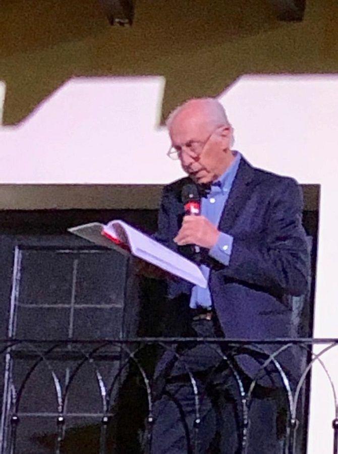 Rafael Felipe Oteriño en 2018