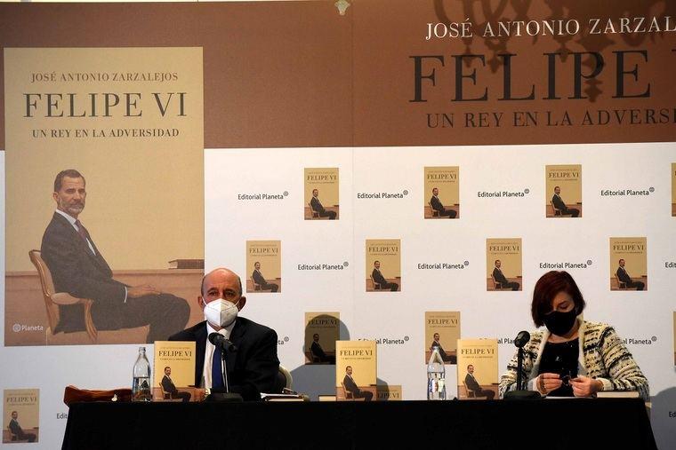 José Antonio Zarzalejos y Ángeles Aguilera