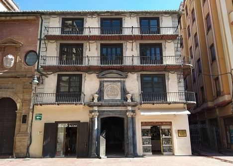Málaga apuesta por tener una casa de América con el apoyo de la Sociedad Económica de Amigos del País