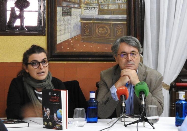 Andrés Trapiello y su editora