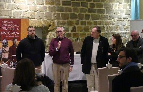 """Una treintena de obras se disputarán el Premio de Novela Histórica publicada """"Los Cerros de Úbeda"""""""