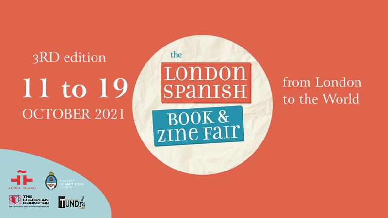 Feria del libro español en Londres