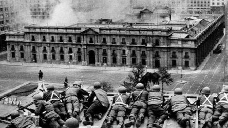 Modos de relatar un golpe de Estado