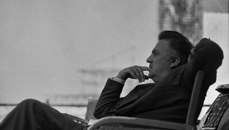 Fellini o el derroche de humanidad