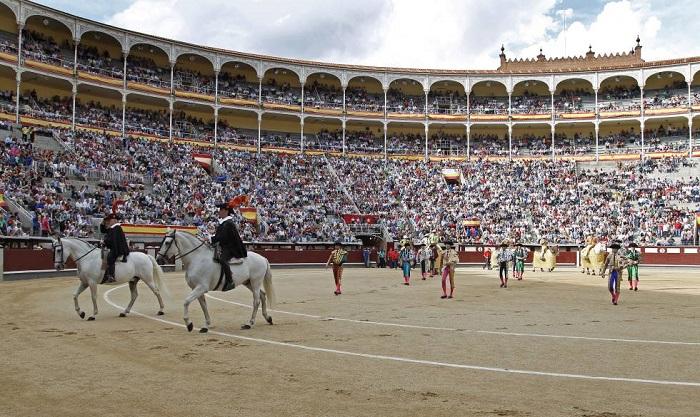 Paseíllo en Las Ventas