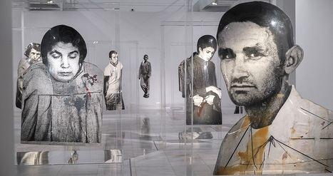 Exposición de Darío Villalba,