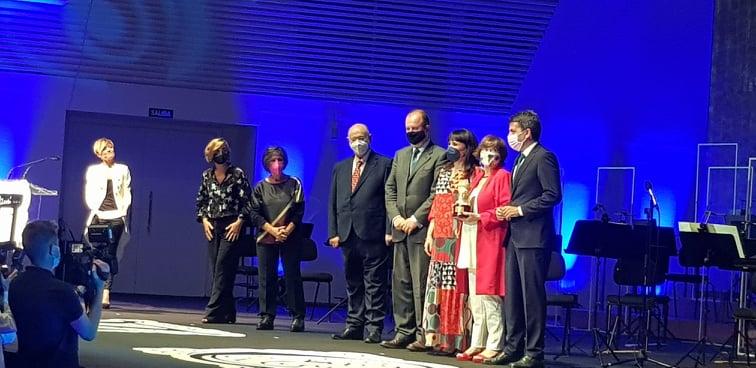 Gala del Premio Azorín de Novela 2021