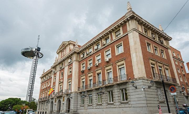 Sede de la Agencia Española de Cooperación Internacional para el Desarrollo