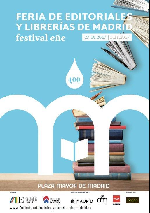 La Esfera de los Libros participa en la primera feria de Editores y Librerías de Madrid con su catálogo de Historia