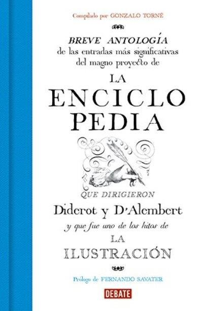 Gonzalo Torné presenta \'La breve antología de las entradas más significativas del magno proyecto de la Enciclopedia