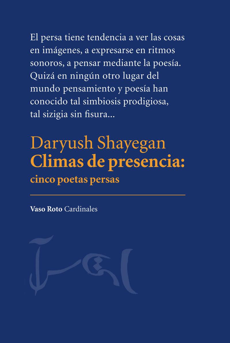 Daryush Shayegan: \