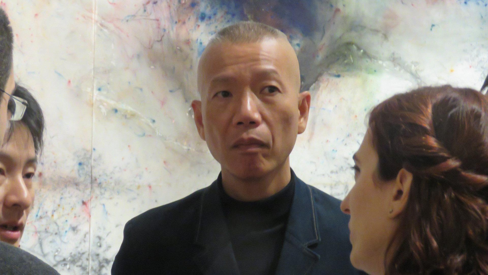 """Se inaugura la exposición: """"El espíritu de la pintura. Cai Guo-Qiang en el Prado"""""""