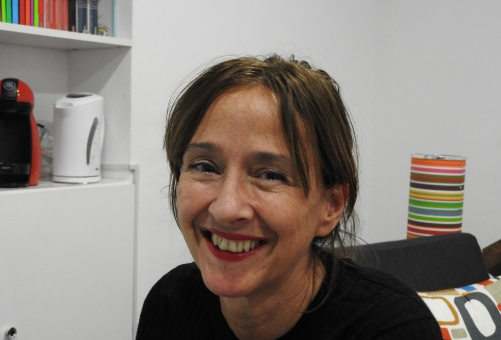 """Begoña Huertas: """"En la sociedad actual se vive la enfermedad como un defecto"""""""