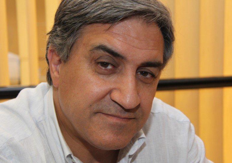 José Luis Corral publica,