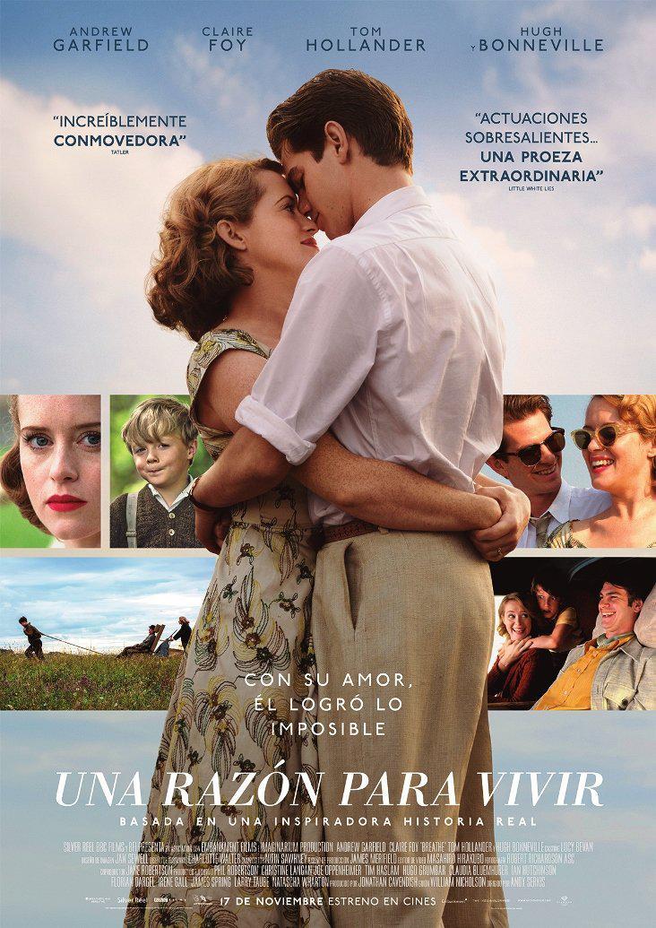 """Se estrena la película """"Una razón para vivir"""", dirigida por Andy Serkis"""