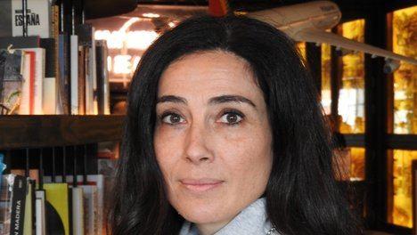 "Cristina López Barrio: ""Todos podemos ser protagonistas de una novela"""