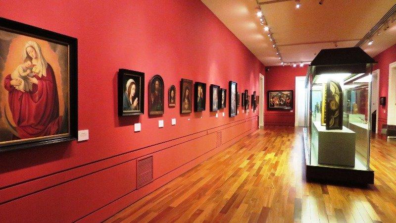 """Se abre la exposición: """"Una colección redescubierta. Tablas flamencas del Museo Lázaro Galdiano"""""""