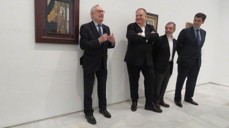 """Se abre al público la Exposición: """"Cubismo(s) y experiencias de la modernidad"""""""