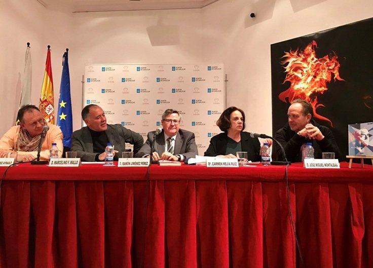 La Casa de Galicia acoge la presentación de la novela \