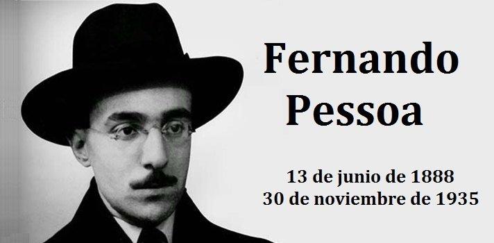 Fernando Pessoa, 30 de noviembre de 2017: 82 años sin el portugués que caminaba sin llegar a pisar el suelo