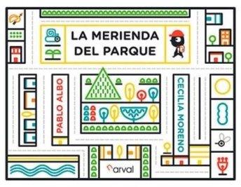 \'La merienda del parque\', álbum ilustrado de Pablo Albo y Cecilia Moreno para los más pequeños de la casa