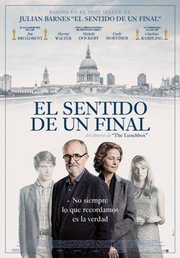 """Se estrena la película """"El sentido de un final"""", dirigida por Ritesh Batra"""