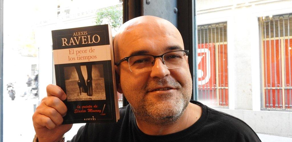 """Entrevista a Alexis Ravelo: """"Una sociedad que no tiene un equilibrio económico no es una sociedad justa"""""""
