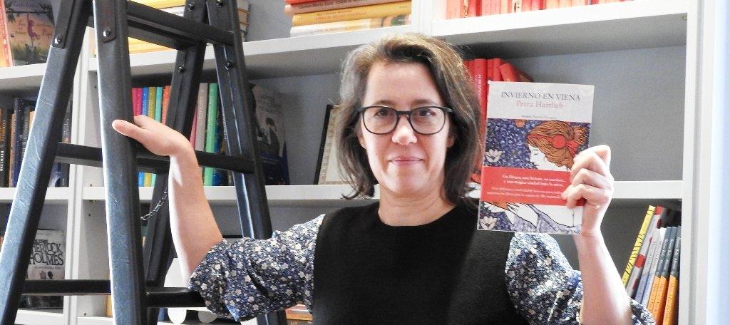 """Petra Hartlieb: """"No podría vivir sin los libros"""""""