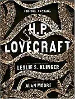 Lovecraft anotado por Leslie S. Klinger