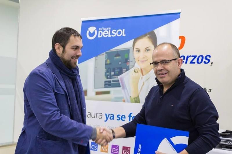 """Software del Sol se une como patrocinador al Certamen Internacional de Novela Histórica """"Ciudad de Úbeda"""""""