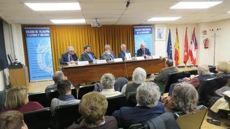 """Presentación del libro """"Manual actualizado de vocabulario español"""", de Fernando Carratalá Teruel"""