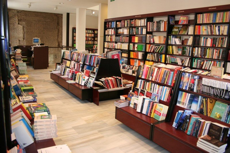 La librería Proteo-Prometeo de Málaga, Premio Librería Cultural 2017