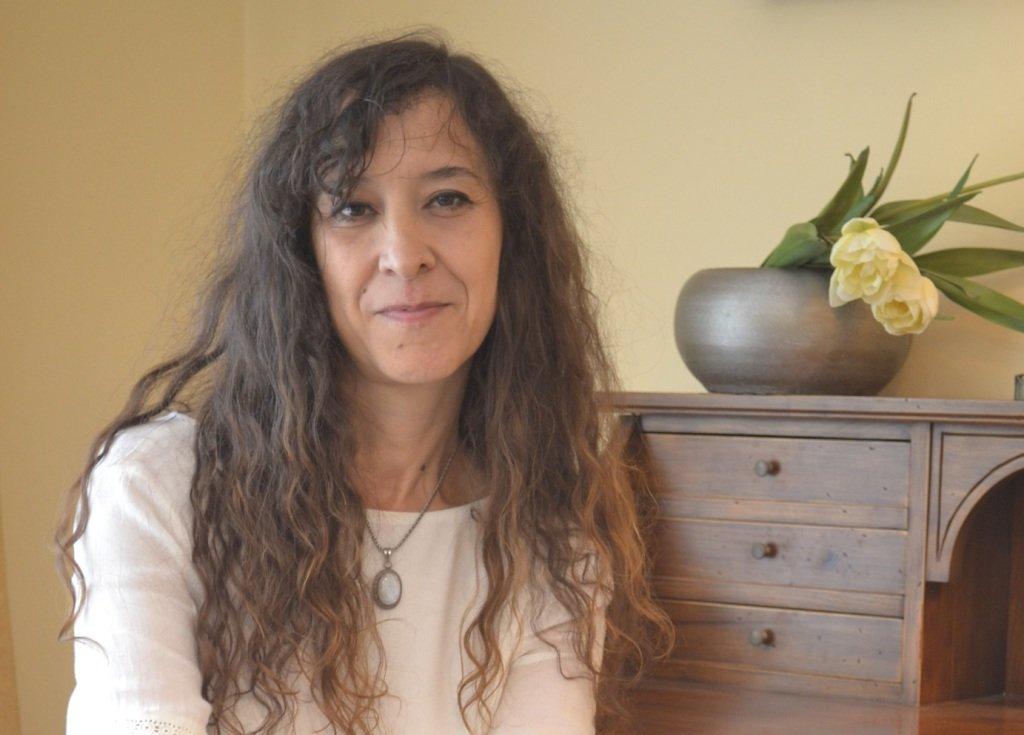 """Amelia Noguera: """"Escrita en tu nombre trata sobre la capacidad de los seres humanos de superarnos y de luchar por nuestros sueños"""""""