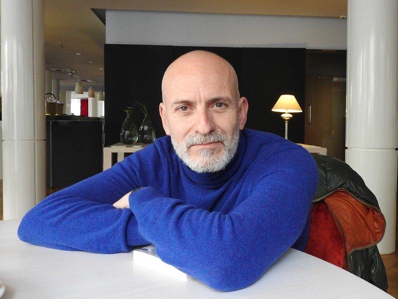 El escritor barcelonés Alejandro Palomas 74 Premio Nadal de Novela con 'Un amor'