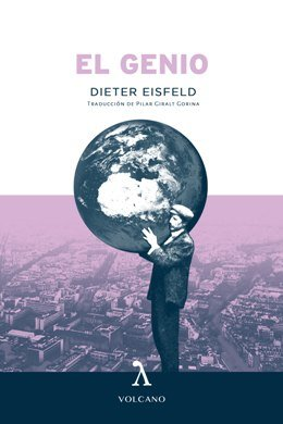 Se reedita \'El genio\' de Dieter Eisfeld, la novela que en 1986 anticipaba los problemas causados por el cambio climático
