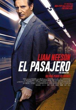 """Se estrena el thriller psicológico """"El pasajero"""", dirigida por Jaume Collet-Serra"""