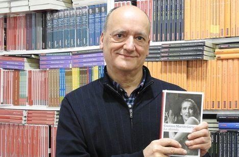 """Gustavo Martín Garzo: """"En la literatura lo esencial es cómo conseguir la verosimilitud"""""""