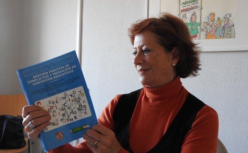 """Mari Luz Sánchez García-Arista: """"Las leyes educativas se suelen quedar en el papel"""""""