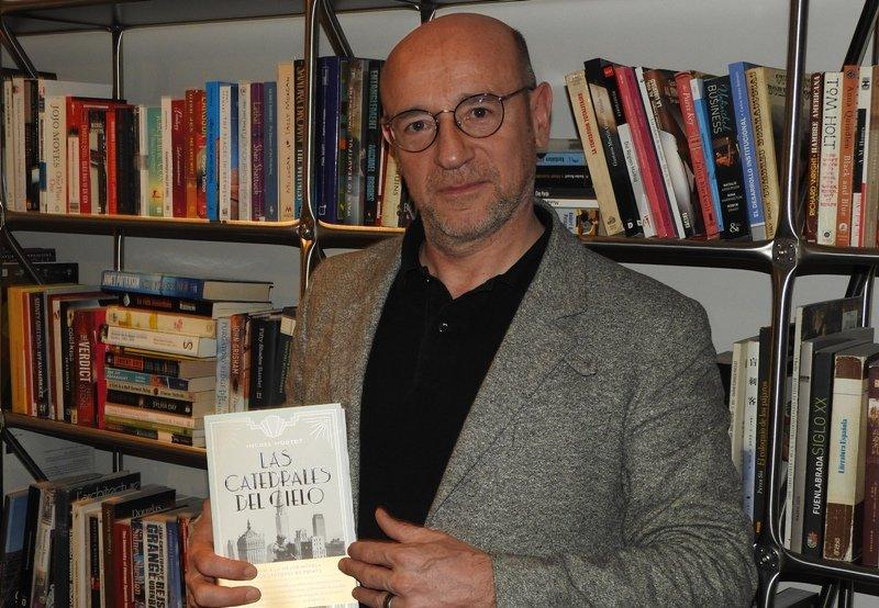 """Michel Moutot: """"Los autores franceses son aburridísimos"""""""
