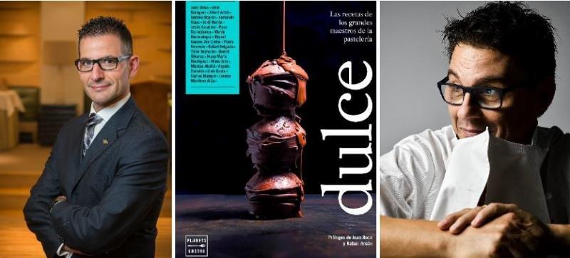 El libro Dulce, publicado por Planeta Gastro, recibe el Premio al mejor libro de Gastronomía