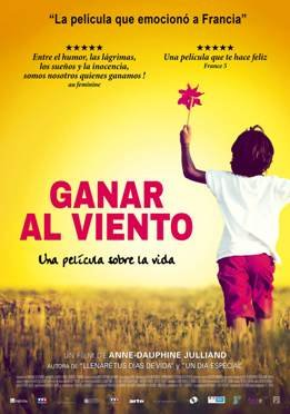 """Se estrena el documental """"Ganar al viento"""", escrito y dirigido por Anne-Dauphine Julliand"""
