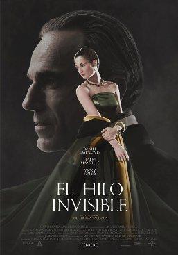 \'El hilo invisible\', de Paul Thomas Anderson: amor gótico entre agujas de alta costura