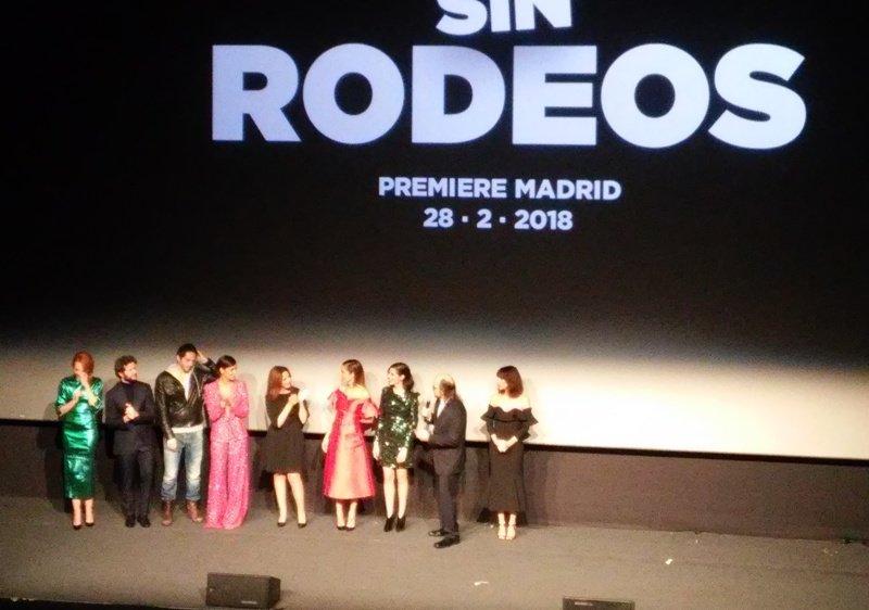 """Se estrena """"Sin rodeos"""", la mejor película, hasta el momento, de Santiago Segura"""