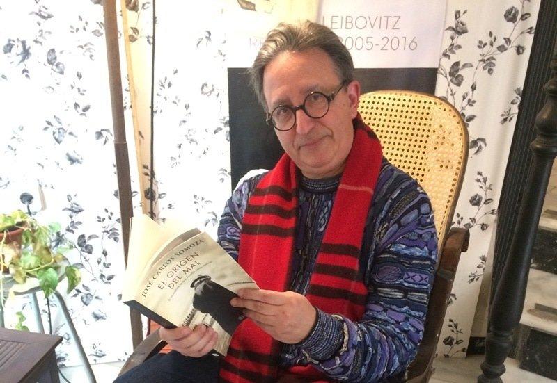 """José Carlos Somoza: """"No soy de los que lo sacrifican todo por los personajes y una trama laberíntica no me parece desdeñable"""""""