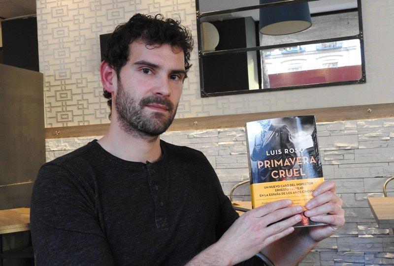 """Luis Roso: """"Muchos historiadores que escriben sobre el periodo franquista son muy tendenciosos tanto en uno como en otro sentido"""""""