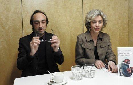 """Agustín Fernández Mayo: """"Tengo claro lo que es el terrorismo, lo que no tengo claro es lo que es la guerra"""""""
