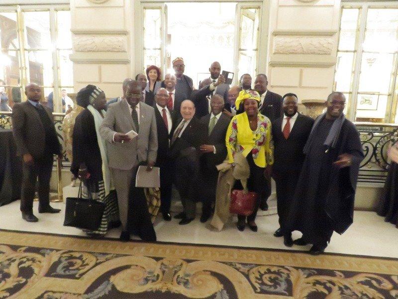 """Se celebra la conferencia sobre """"África: entorno político y económico"""", conocer en profundidad el continente africano"""