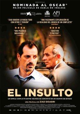 """Se estrena la película libanesa """"El insulto"""", coescrita y dirigida por Ziad Doueiri"""