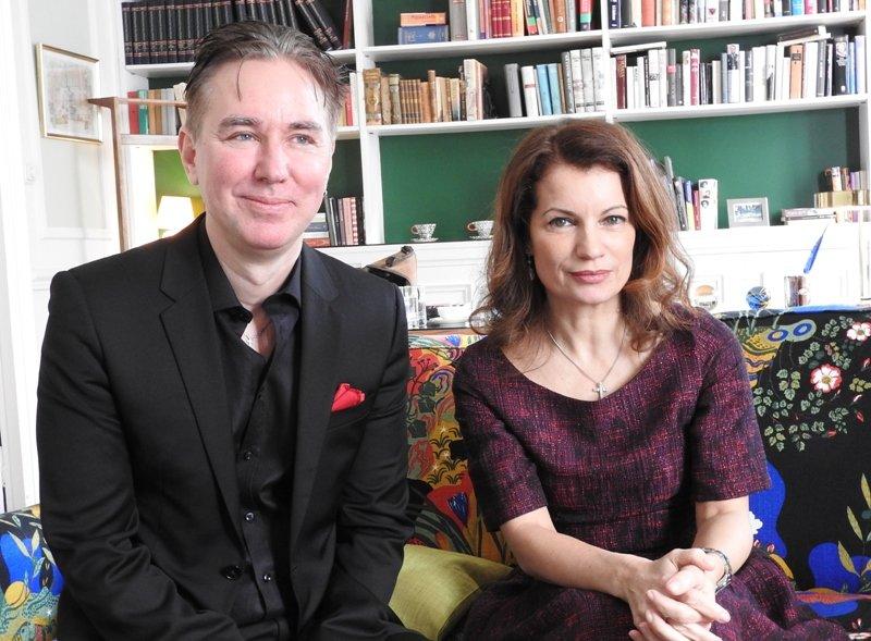 El dúo sueco Lars Kepler publica su sexto thriller, \'El cazador\'