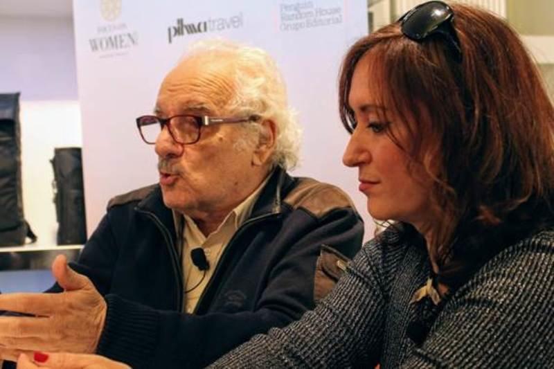 Éxito de convocatoria del primer encuentro literario de Pilma Travel con Javier Reverte y Emma Lira